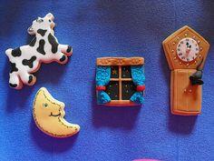 Nursery Rhyme Cookies