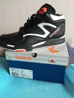 free shipping 83e8b d9fba Reebok pump omnizone basketball. Superbe modèle. Taille 9,5us 43 Neuves   reebok  kicks  pump. Scell · Chaussures hommes · Nike air ...