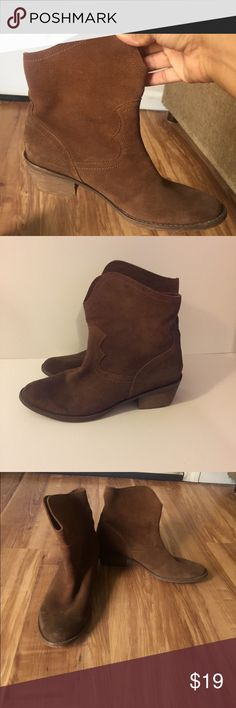 Naughty Monkey Booties Naughty Monkey Booties in used condition naughty monkey Shoes Ankle Boots & Booties