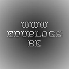 Zeer interessante blog, spijtig genoeg zonder afbeeldingen- www.edublogs.be