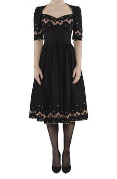Katinka Dress black