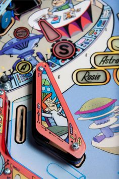 Pinball News - First and Free Flipper, Retro Arcade, Nerd Cave, Man Cave, Pinball Wizard, Penny Arcade, Freaks And Geeks, Character And Setting, The Jetsons