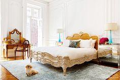 Home Tour: A Legendary New York Townhouse via @domainehome