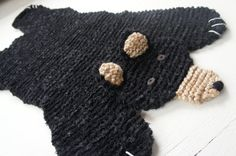 SPRING SALE Prices reduced by 25 Hand knit 37 door WolverineKnits