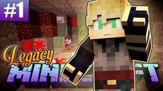 My Visions! | Minecraft Legacy Ep. 1 (Minecraft Roleplay)
