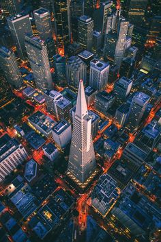 Breathtaking Cityscapes Photography by Dylan Schwartz – Fubiz Media