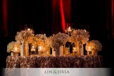 Image courtesy of Lin and Jirsa Photography | Discover more wedding inspiration at www.shaadibelles.com  #weddingshoot #shaadibelles #weddings  #southasian #decor