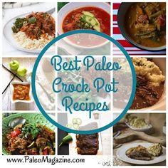 144 of the Best Paleo Crock Pot Recipes