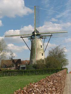 Lovendegem, Van Vlaenderens Molen (Belgium)