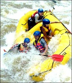 Cagayan de Oro is now known as the Whitewater Rafting Capital of the Philippines.