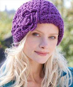 26 DIY Crochet Brimmed Beanie Hats | DIY to Make