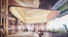 Architecture Visualization, 3d Rendering, Mirror, Interior, Design, Home Decor, Decoration Home, Indoor, Room Decor