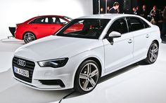 2015 Audi A3/S3 Sedan Debuts