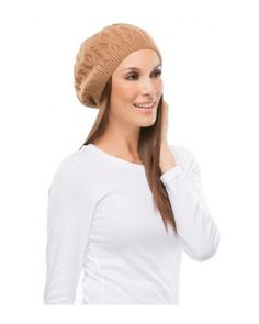 Boina oncológica de punto Cable. Protege tu cabeza con los sombreros 17a4c0c98db