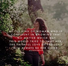 The faithful love of the Lord will always be my guied.   #quitewomenco