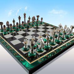 Шахматы из малахита. Обсуждение на LiveInternet - Российский Сервис Онлайн-Дневников