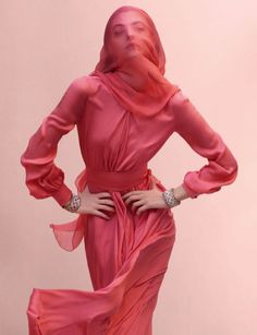 Виктория Черетти для Vogue Paris (Интернет-журнал ETODAY)