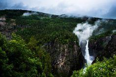 Rjukan Norway #01 by LugburzOxay.deviantart.com on @deviantART