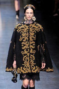 Dolce & Gabbana A/W '12