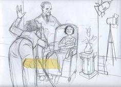 Lydie. Jordi Lafebre & Zidrou http://www.normaeditorial.com/lydie/index.html