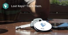 Lost it? Find it. TrackR helps you find lost items in seconds using your iPhone or Android. This.