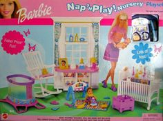 barbie nursery room - Google Search