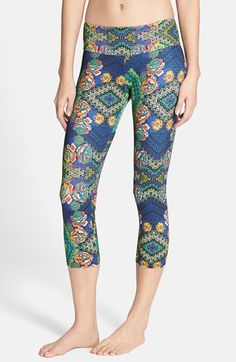 2b595a370d Onzie Low Rise Capris (Nordstrom Online Exclusive) | Nordstrom. TaoWomens  Workout OutfitsActive WearHot YogaOutdoor OutfitLeggingsShoe ...