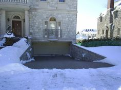 Sno Melter mats provide alternative to snow-removal services
