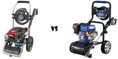 Medium gas pressure washers:  PowerStroke PS80931 vs Ford FPWG3100H-J