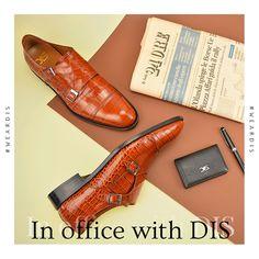 Unisci lo stile della doppia fibbia alla completa personalizzazione e rinnova il tuo look per lufficio con la nostra DAnnunzio  rebrand.ly/dannunzio