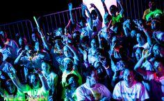 Punk Rock, Big Nudes & an 80s Glow