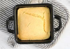 How To Make The Cutest Single Serving Of Cornbread You've Ever Seen This Cornbread Recipe For One Person Is The Cutest Comfort Food You'll Ever Make Cooking App, Cooking For One, Batch Cooking, Cooking Recipes, Cooking Games, Healthy Recipes, Cooking Videos, Cooking Classes, Cooking Beets