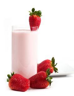 Strawberry Milk - Powered by @ultimaterecipe