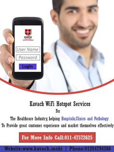 avach WiFi Hotspot services for the healthcare industry, helping hospitals , clinics and pathology to provide great customer experience and market themselves effectively Customer Experience, Hospitals, Clinic, Wifi, Health Care, Marketing, Ideas, Thoughts, Health