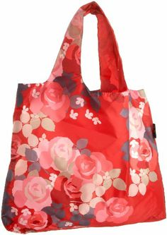 Amazon.com: Envirosax Bloom Shopper,Raspberry Rose,one size: Shoes