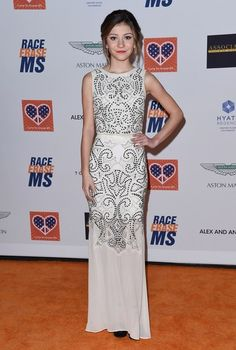 G. Hannelius Photos - 22nd Annual Race to Erase MS