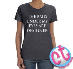 Women's Funny Designer T-shirt  Casual Friday by CasesandTees