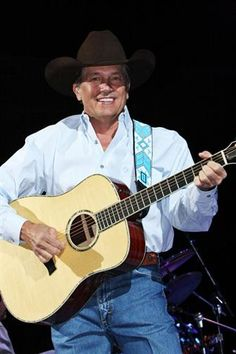 """He is named """"The King,"""" after all! George Strait has amassed 60 No. 1 songs. The man is a living legend who commands the respect of every single person in country music. He's one of the best-selling artists of all time. It's pretty easy to see why George is, was, and will always be """"The King."""""""