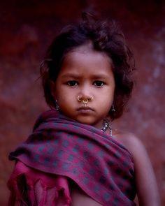 Niña de la India