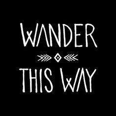 #WanderMuch?