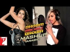DHOOM MACHALE DHOOM - DHOOM 3 Arabic Version full Video