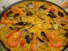 Paella e Maricsco