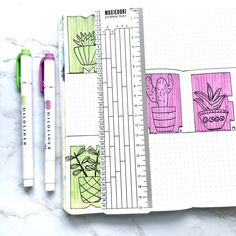 Make bullet journal layouts fast and easy with this bujo ruler. #bulletjournal #weeklylayout Bullet Journal Ruler, Bullet Journal Weekly Layout, February Bullet Journal, Bullet Journal Spread, Bullet Journal Inspiration, Journal Ideas, Weekly Spread, Time Management, Spreads