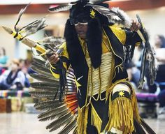 Texans of Mexican descent can also claim Native-American roots, including from the Lipan Apache. Tony Castaneda, Lipan Apache, performs in a northern traditional dance as American Indians in Texas holds a Pow Wow at the Alzafar Shrine Auditorium in 2014. Photo: TOM REEL /