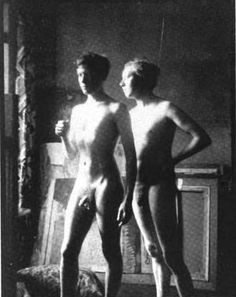 David Garnett was bisexual, as were several members of the Bloomsbury Group, and he had affairs with Francis Birrell and Duncan Grant. A writer, he first met members of the Bloomsbury group in 1910 but was not fully accepted by them until 1914 when he became Duncan Grant's lover. Like Grant, Garnett was a conscientious objector and having worked in France in 1915 with the Friends War Victims Relief Mission, he worked as a farm labourer to avoid conscription on his return to England.