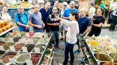 10 fabulous food tours in Israel