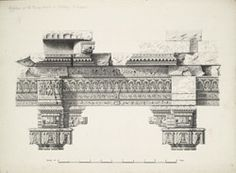 Titel   Architecture at the Rudra Mala at Siahpur at Gujarat | Surveyor…