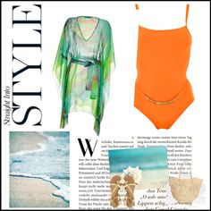 A fashion look from June 2012 featuring oversized tunic, gottex bathing suits and metallic flat sandals. Browse and shop related looks. Metallic Flats, Flat Sandals, Bathing Suits, Fashion Looks, Beach, Polyvore, Shopping, Totes, Curve Dresses