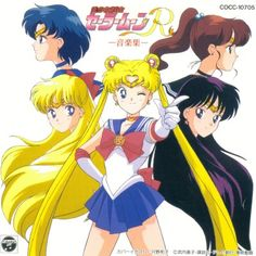 "Takanori Arisawa (featuring Yoko Ishida) - ""Sailor Moon R"" Music Collection (Nippon Columbia)"