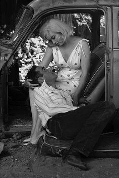 Monty & Marilyn.